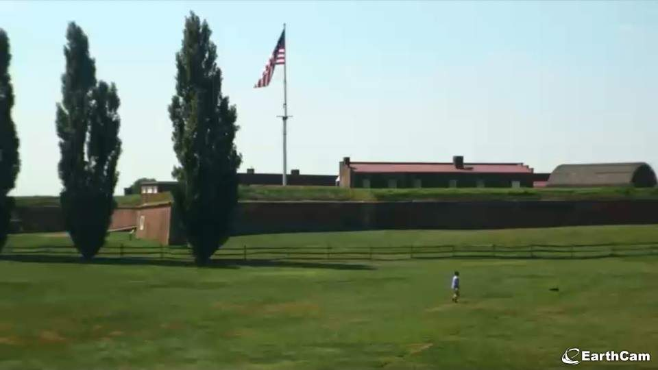 EarthCam - Fort McHenry Cams