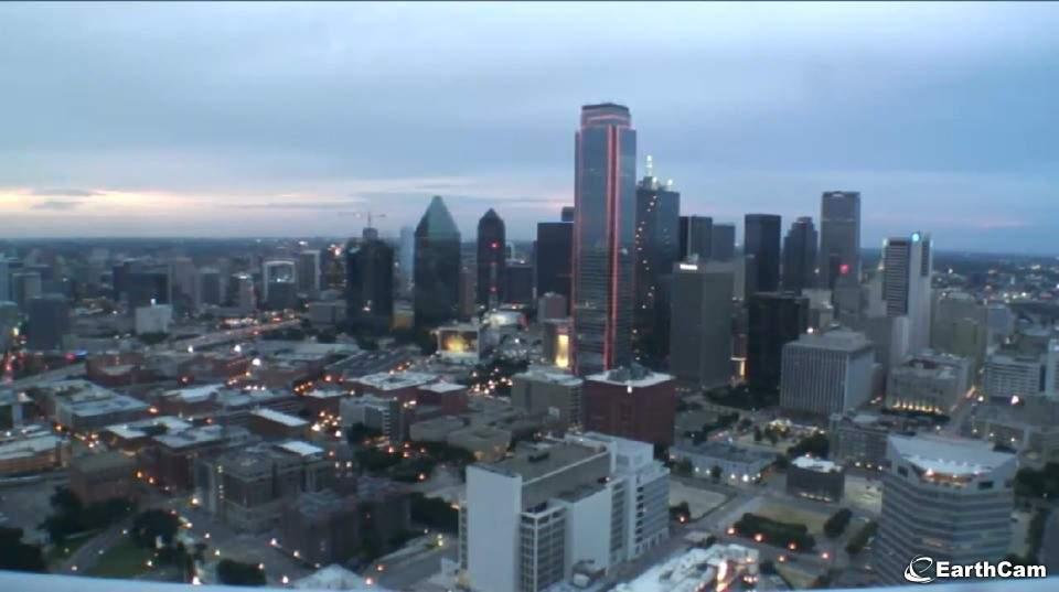 Reunion Tower Cam Dallas, TX