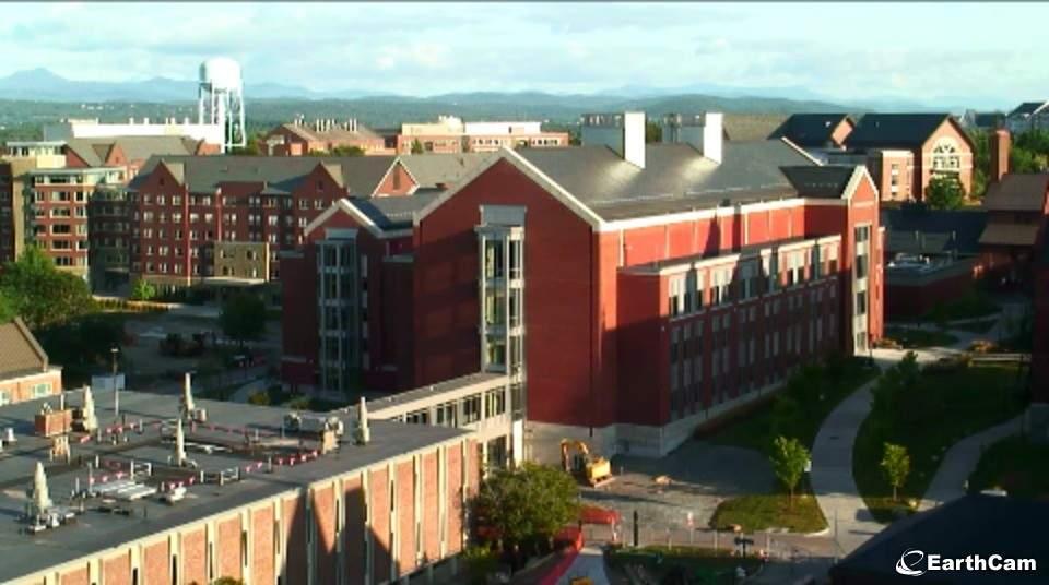 University Of Vermont >> Earthcam University Of Vermont Cam
