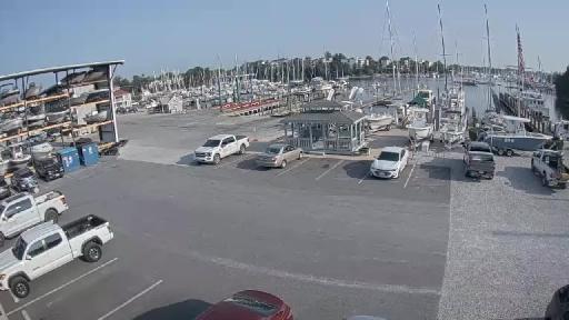 Bert Jabin Yacht Yard Live Camera