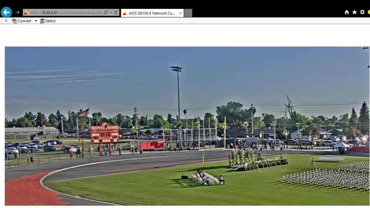 Selma High Stadium Project