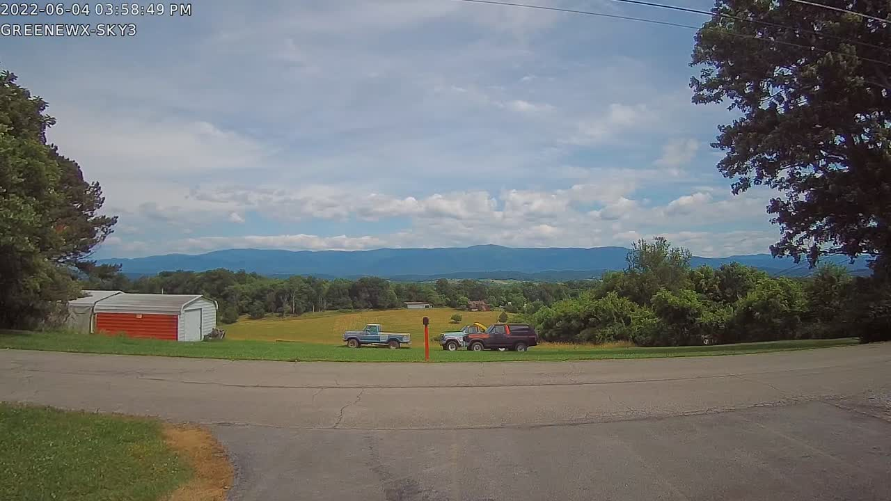 Greeneville, TN Weather Cam