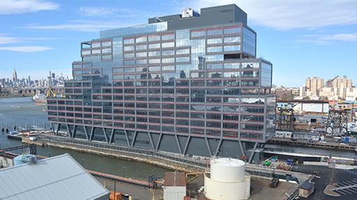 Dock 72 Brooklyn Navy Yard